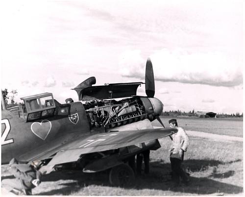 Messerschmitt BF-109G  (Gustav)