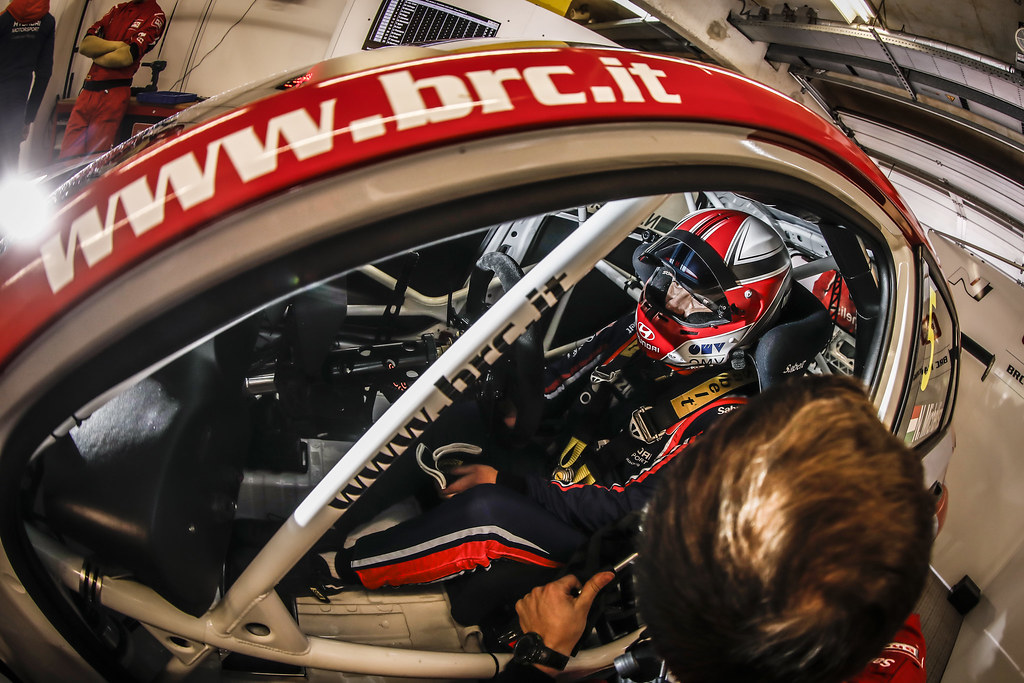 MICHELISZ Norbert (HUN), BRC Racing Team, Hyundai i30 N TCR, portrait during the 2018 FIA WTCR World Touring Car cup of Zandvoort, Netherlands from May 19 to 21 - Photo Francois Flamand / DPPI