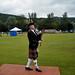 Bagpipes at Aberfeldy Scotland