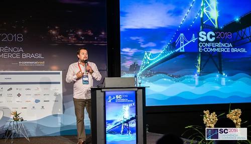 Luiz Pavão - Infracommerce - Conferência E-Commerce Brasil - Santa Catarina 2018