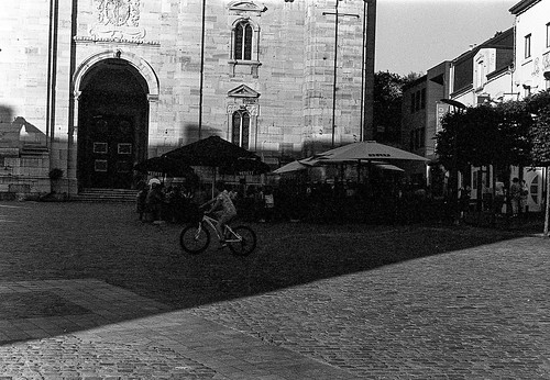 Place de l'Abbaye, Saint-Hubert, Belgium