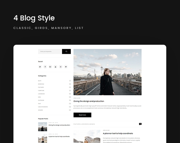 Antive - Minimal and Modern WooCommerce AJAX Theme (RTL Supported) - 13