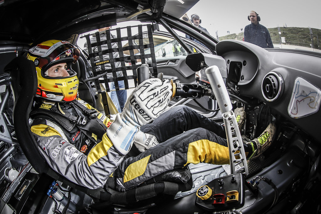 DUPONT Denis, (bel), Audi RS3 LMS TCR team Comtoyou Racing, portrait during the 2018 FIA WTCR World Touring Car cup of Zandvoort, Netherlands from May 19 to 21 - Photo Francois Flamand / DPPI