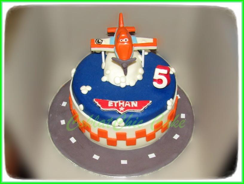 Cake Disney Planes ETHAN 15 cm