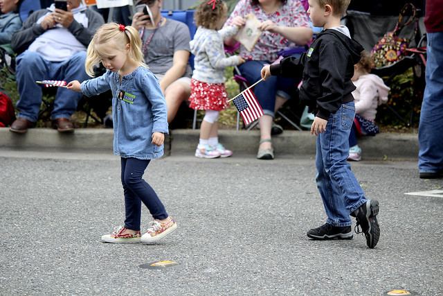 2018 Bremerton Armed Forces Day Parade