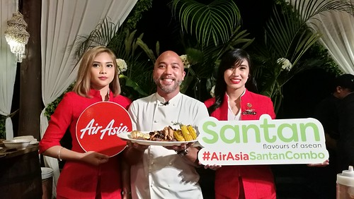 Chef JP Anglo's Roasted Dalandan Chicken with Pimiento Sauce in AirAsia Philippines' Santan In-flight Menu IMG_20180405_184009