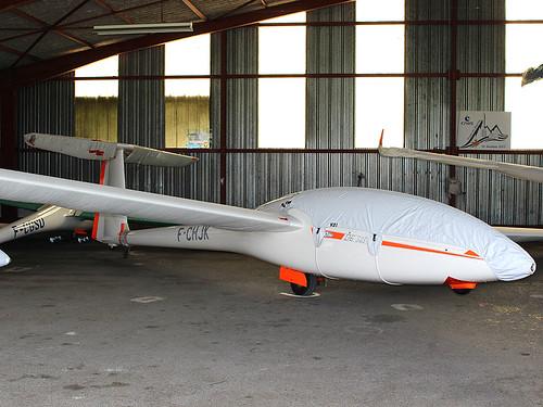 F-CHJK DG-500 St Gaudens 14-04-18