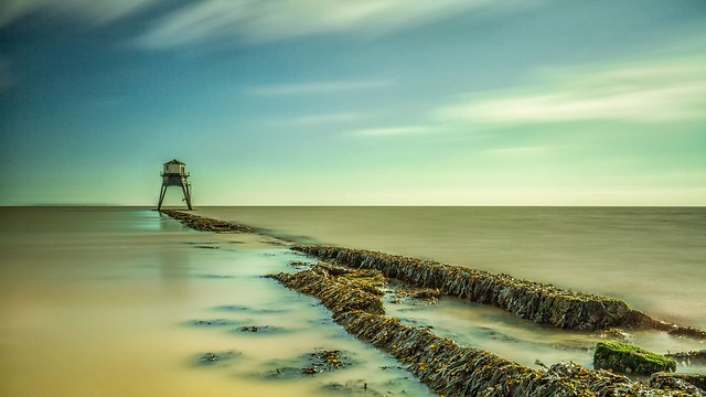 Dovercourt low tide