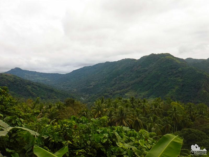 End of Babag Range