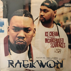 RAEKWON:ICE CREAM(JACKET A)