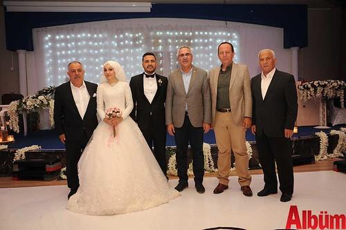 Ak Parti Antalya Milletvekili İbrahim Aydın ve Alanya Hal Müdürü Halit Parlayüksel, Gökgül ve Şimşek ailelerini yalnız bırakmadı.