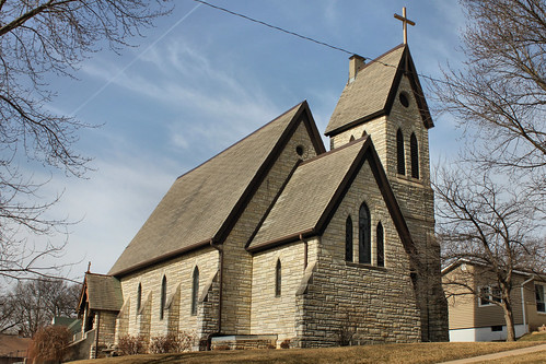 St. Luke's Episcopal Church - Plattsmouth, NE