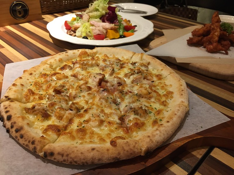 中壢Pizza義式餐廳窯主義26