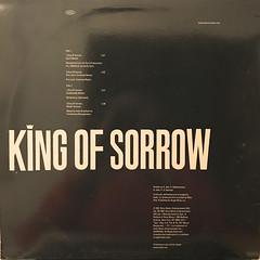SADE:KING OF SORROW(JACKET B)