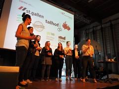 Campus für Demokratie vernetzt in St. Gallen