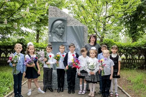 Відзначення Дня пам`яті та примирення, 2-Б 08.05.18