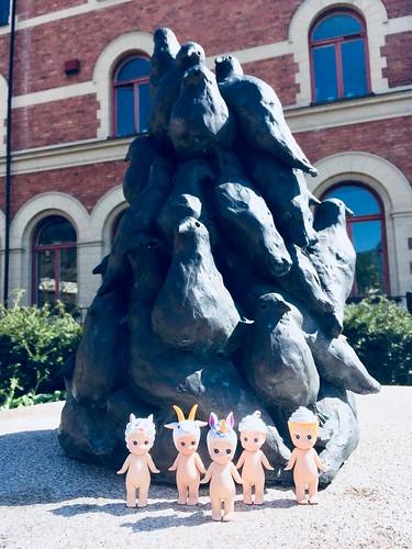 norrtälje, roslagen, sweden, may 11, 2018