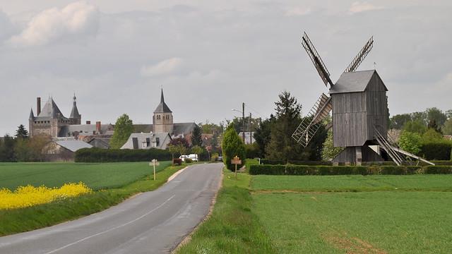 Château de Talcy. Loire Valley, France