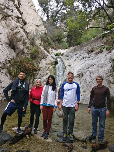 2018-5-13 Mother's Day Hike to Switzer Falls