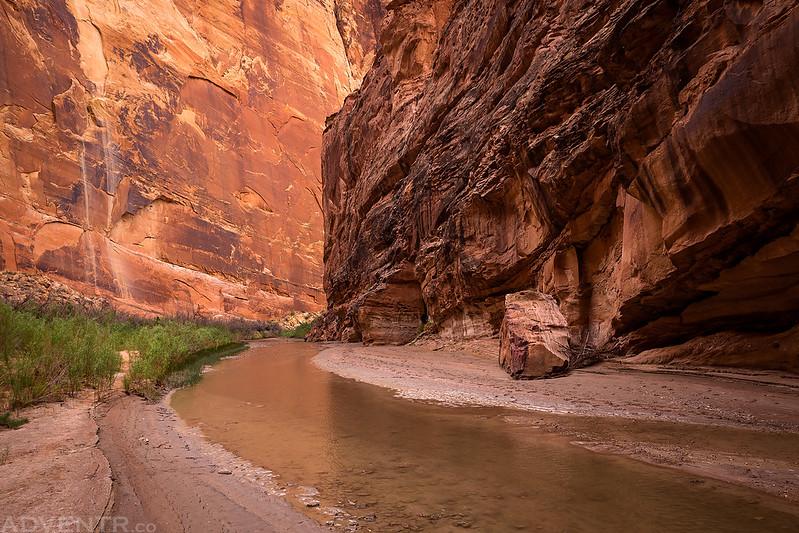 Muddy Creek Bend