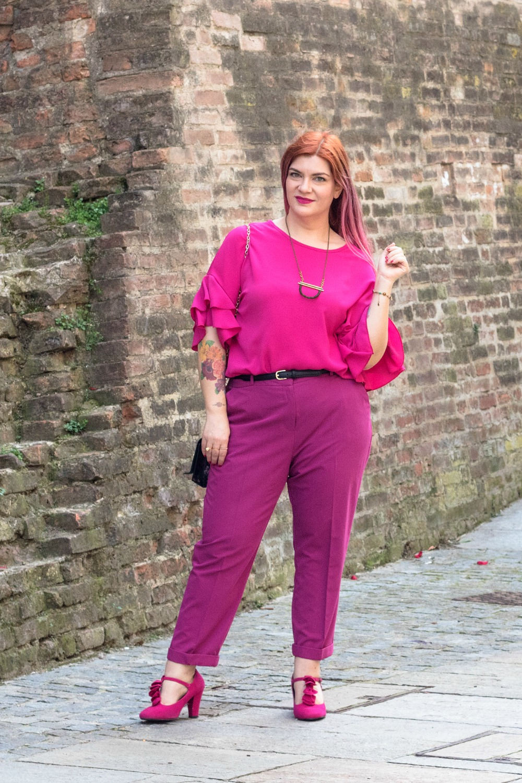 Outfit plus size negozio Mondo Curvy Savona (4)
