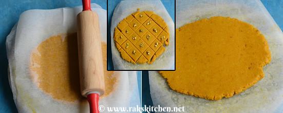 Mango katli preparation 7