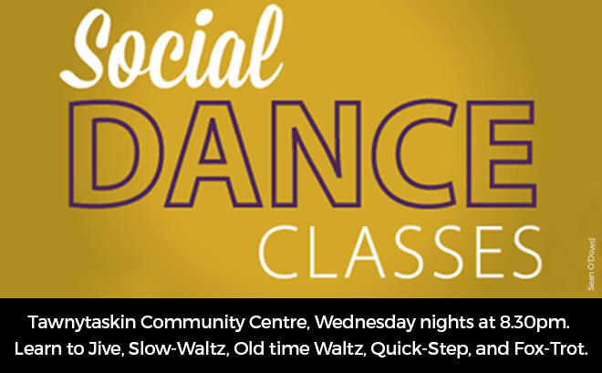 social dance classes