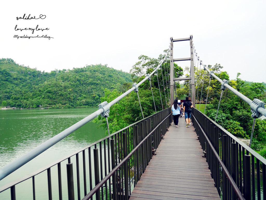 宜蘭景點梅花湖電動車 (5)