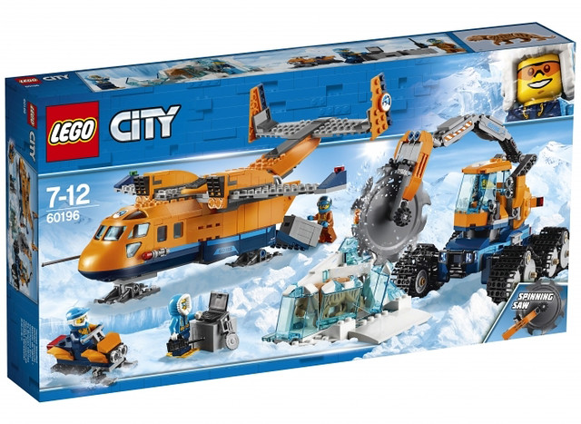 60196 Arctic Supply Aircraft