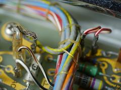Bristol Hackspace: Tek 115 Cable Lacing