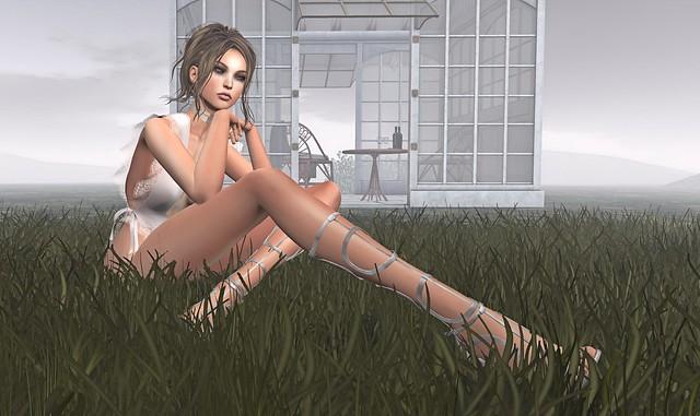 emozine and grass