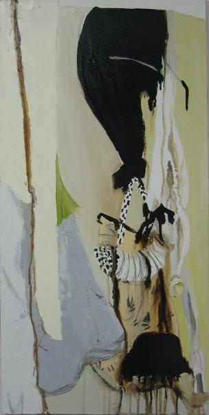 Equinozio - 60x40 cm. Oil on canvas 2006
