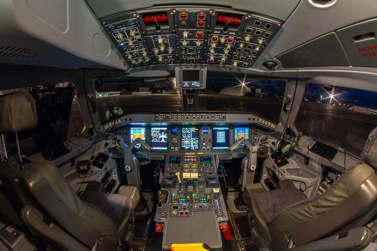 Embraer Саратовские Авиалинии Ivolga Airlines фото 7