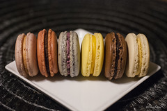 Macarons for Erlend's Confirmation