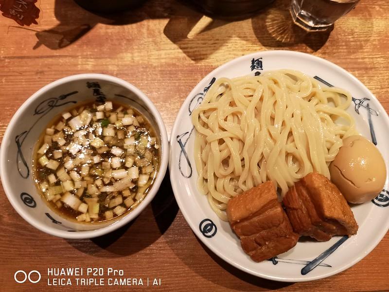 Huawei P20 Pro - Food - Menya Musashi