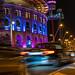 Barcelona, nocturna, llarga exposició, night, long exposition