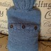 """Haworth"" hot water bottle cozy (3)"