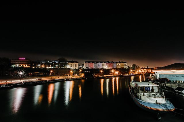 Bristol Harbourside...