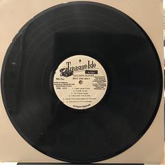 JOHN HOLT:LIKE A BOLT(RECORD SIDE-B)