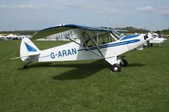 G-ARAN Piper PA-18-150 (18-7307) Popham 040514