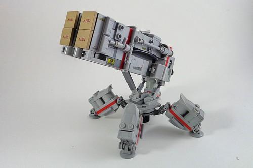 FFA Launcher Mech
