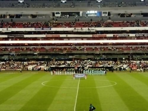 Club América versus Santos Laguna