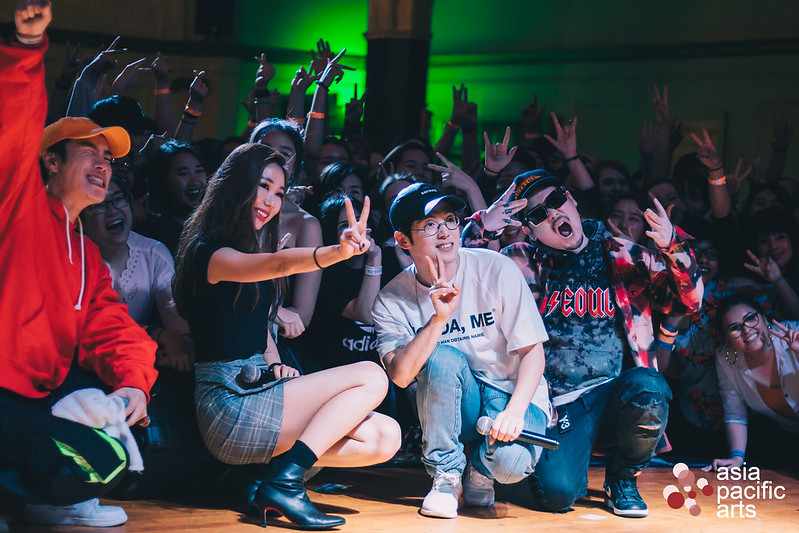 We Want You 2018 in Oakland: San E & Mad Clown