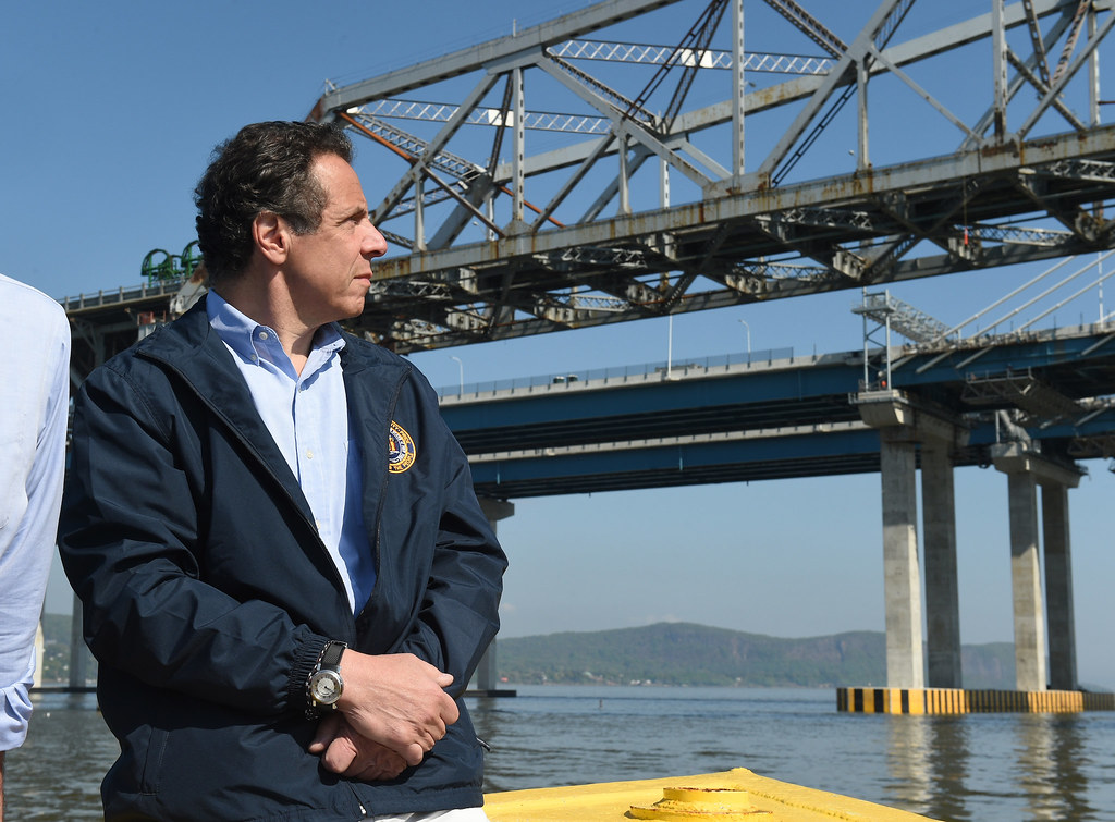Governor Cuomo Tours the Mario M. Cuomo Bridge