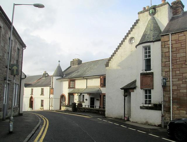 Doune  Houses Reverse Angle