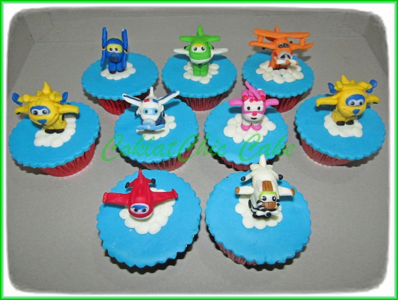 Cupcake SuperWings