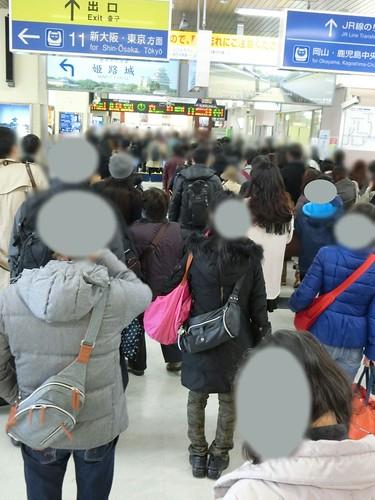 姫路城の見どころと混雑