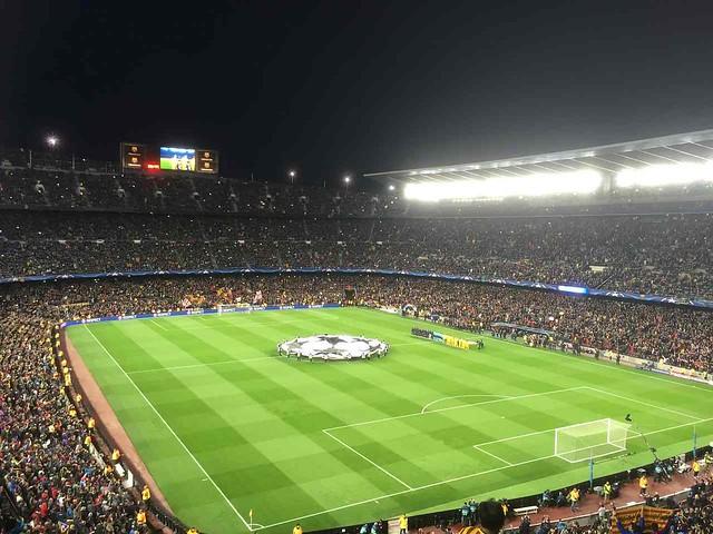 Barcelona football stadium tours