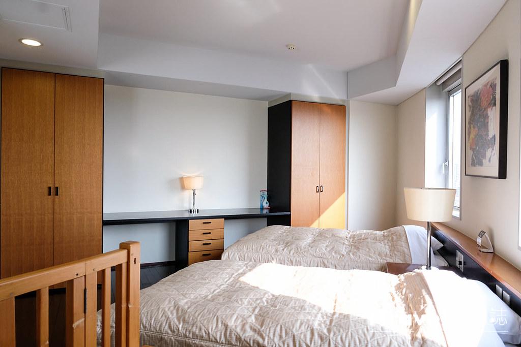 福冈饭店推荐 The Residential Suites Fukuoka (17)