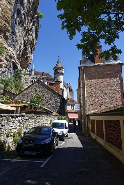 Rocamadour, Lot, France, Nikon D850, AF-S Zoom-Nikkor 14-24mm f/2.8G ED